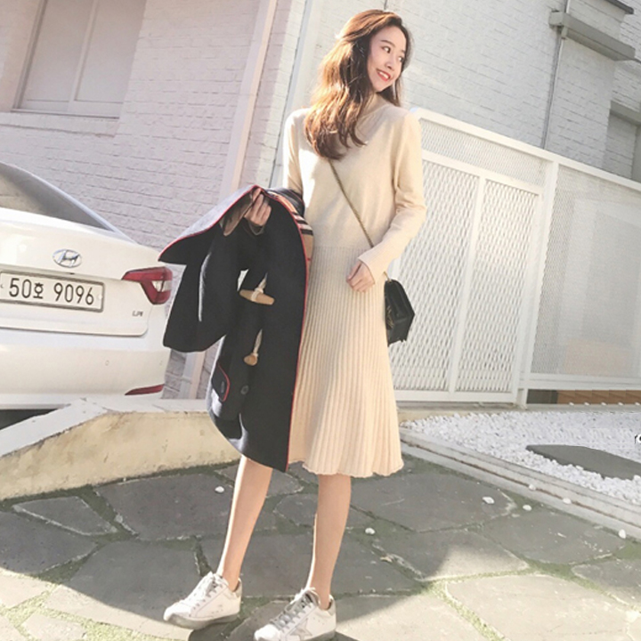 Big Size Female Wear Fat Sister Autumn and Winter New Kind of Wearing Fat MM Port