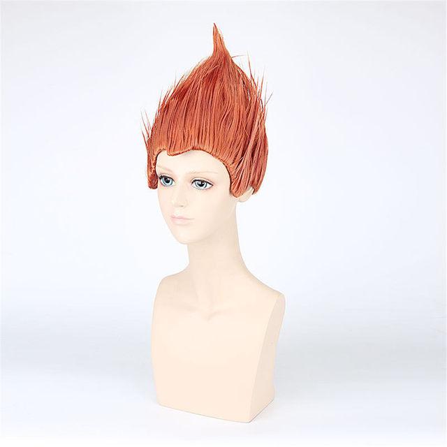 Online Shop Anime cosplay Goku Dragon Ball wigs Super Saiya-jin wig ... 77490bf9ea
