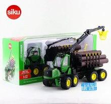 Siku 1:32/diecast model/giocattolo di simulazione: camion camion di legname/educativo per bambini regalo di festival/collezione/limitata