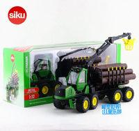SIKU 1 32 Diecast Model Simulation Toy John Deere Timber Transport Truck Educational Children S Festival