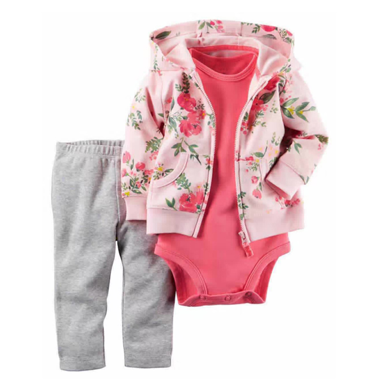 Baby-Boy-Girl-Clothing-set-3-Piece-Bodysuit-Hooded-Long-Sleeve-Outwear-Pants-carter-Cotton-Bebes (5)