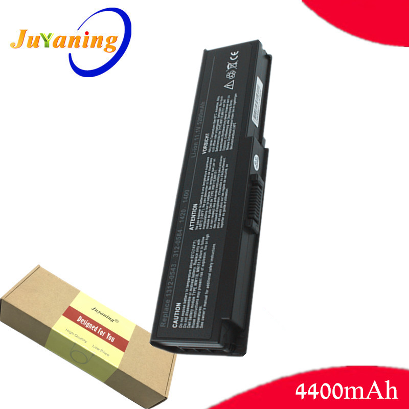 New Laptop <font><b>battery</b></font> For <font><b>Dell</b></font> <font><b>Inspiron</b></font> <font><b>1420</b></font> Vostro 1400 312-0543 312-0584 451-10516 FT080 FT092 KX117 NR433 WW116 image