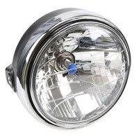 Motorcycle headlight For HONDA CB400/ VTEC CB 1 CB1300 X4 YAMAHA XJR400 KAWASAKI ZRX400 Motorcycle Headlight Assembly