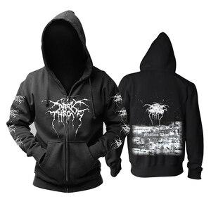 Image 2 - Bloodhoof Darkthrone Death Metal Band sweatshirt hoodie Asian Size
