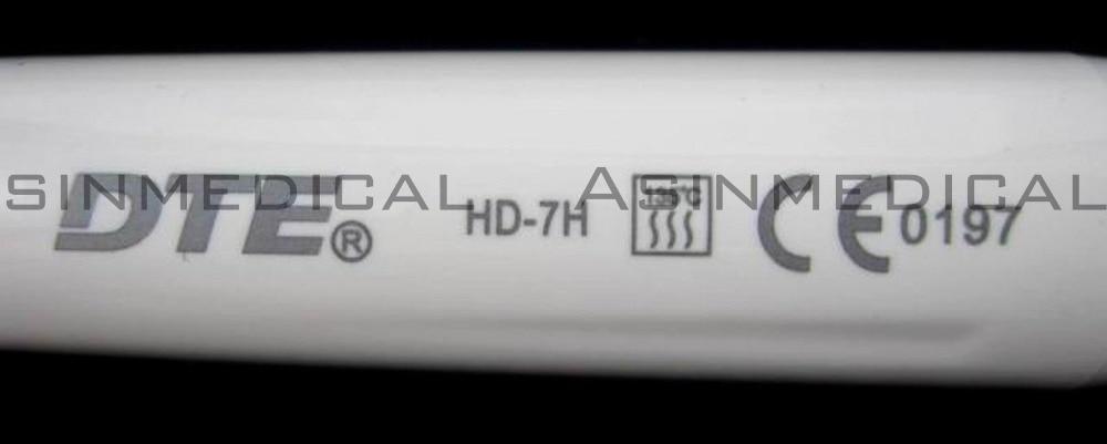 Free Shipping Ultrasonic scaler handle Dental Woodpecker Detachable Handpiece HD-7H for DTE Satelec Scaler цена и фото