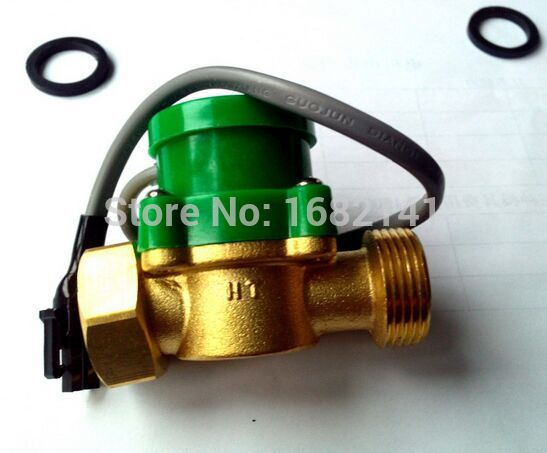NEW HT-120 G 1/2 -1/2 Cold and Hot Water Circulation pump Flow Switch1A Booster Pumps Flow Switch 1 order