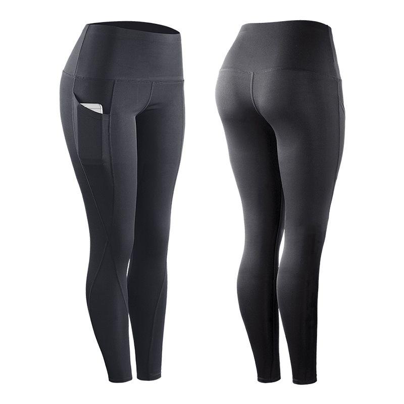 Женские Эластичные Компрессионные Леггинсы для верховой езды, фитнеса, спортивные Леггинсы с высокой талией, пояс для тренировок, штаны для фитнеса - Цвет: H