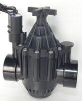 Gartenbewässerung Automatische Steuerung Zubehör 200 P 2 zoll Globe/Eckventil von Z & W (zanchen) 24 v AC