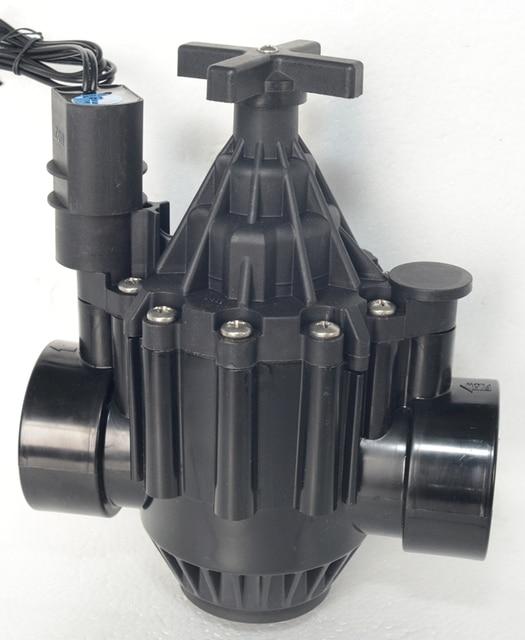 Giardino Innaffiamento Automatico Di Controllo Accessori 200 P 2 Pollice  Globo/valvola Di Angolo Da