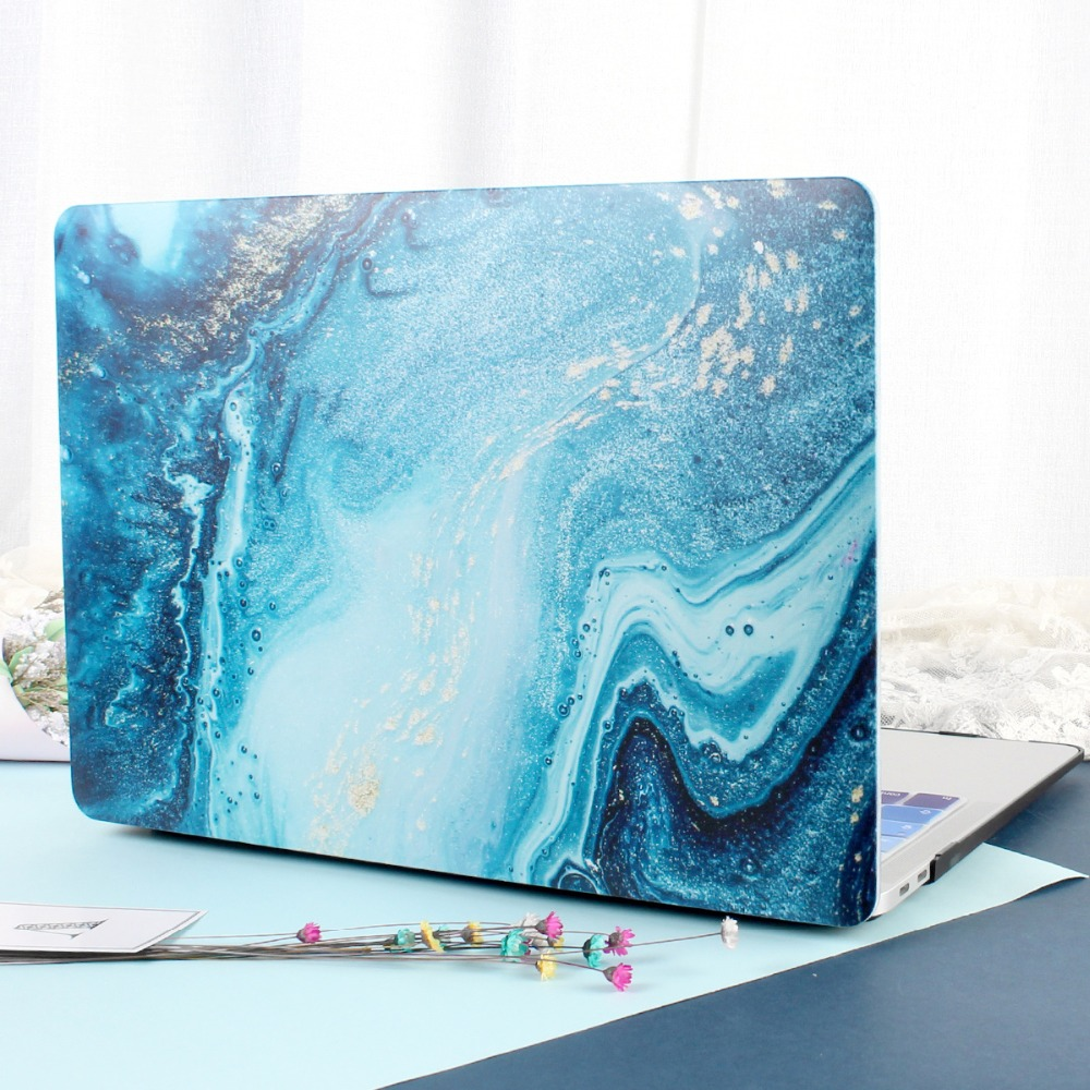 Marble Retina Case for MacBook 155