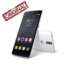 "DHL Original 64GB OnePlus one Cell Phones Snapdragon801 2.5GHz Quad Core 5.5""FHD1920X1080p 13MP 3GB 16GB 4G LTE WCDMA Phone"