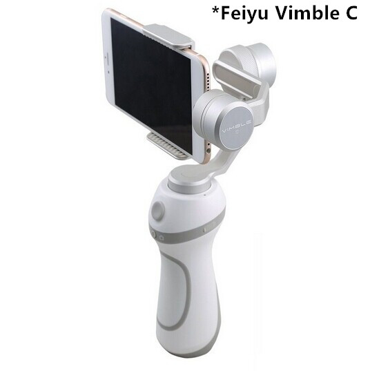 FEIYU Vimble C Portable Stabilizer Handheld Gimbal Built-in battery for Smartphone Vertical Shooting PK Zhiyun SMOOTH Q F20861 yuneec q500 typhoon quadcopter handheld cgo steadygrip gimbal black