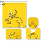 NYAA 4 Pcs  Simpsons...