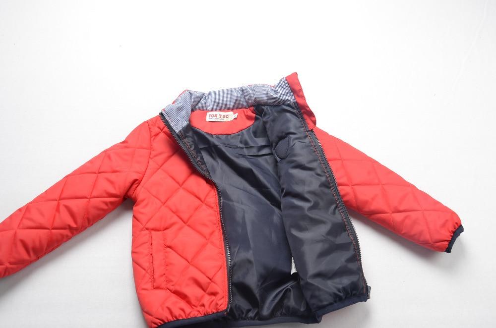 88a2f88c8504 TOKTIC Black Kid Boys Coats Children Clothing Fashion Winter Boy ...
