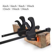 Profession toggle clamp Quick Ratchet release speed squeeze WoodWorking Clutch Clamps for Furniture production Hand Tool цены