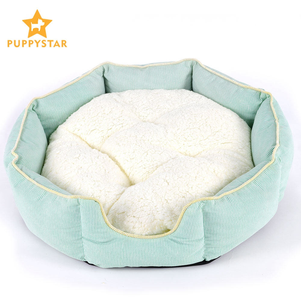 Dog Beds For Small Medium Large Dogs Solid Puppy Cat Dog Kennel Sofa Cats Bed Sofa House Mat Warm Breathable Pet Products T08