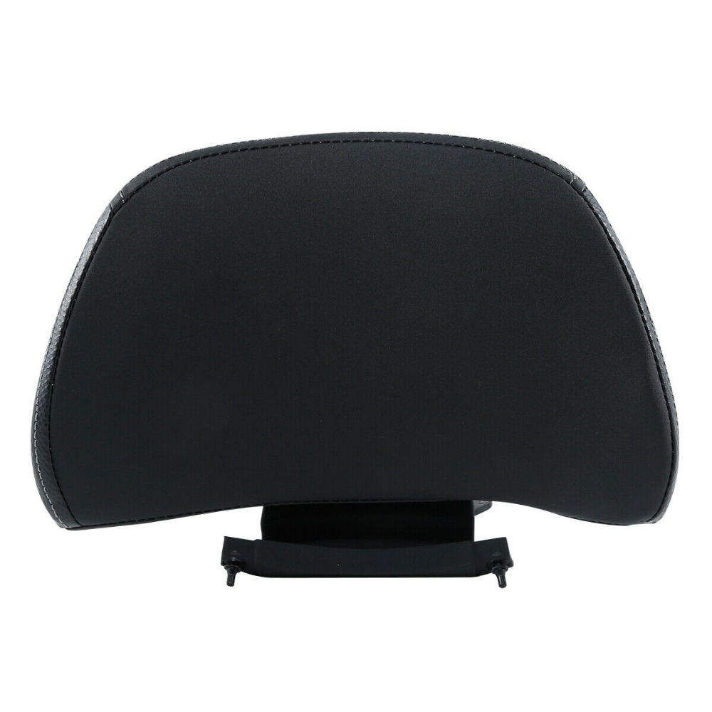 Black Motorcycle Passenger Rear Backrest For Honda Goldwing GL1800 Tour DCT Airbag 2018