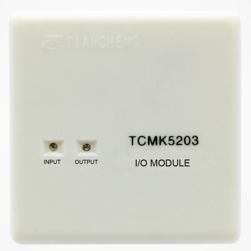 TCMK5203 Addressable Single I/O Module work with tc Fire Alarm System  stc диана 5203