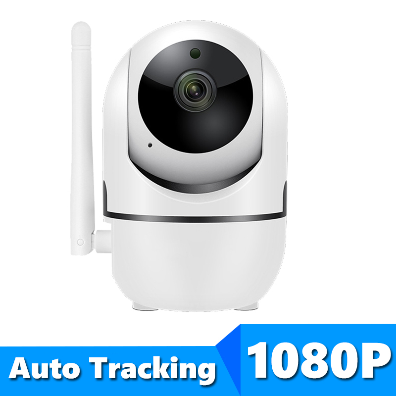 HD 1080P Cloud Wireless IP Camera Intelligent Auto Tracking Human Home Security CCTV Network Wifi Camera Motion DetectionHD 1080P Cloud Wireless IP Camera Intelligent Auto Tracking Human Home Security CCTV Network Wifi Camera Motion Detection