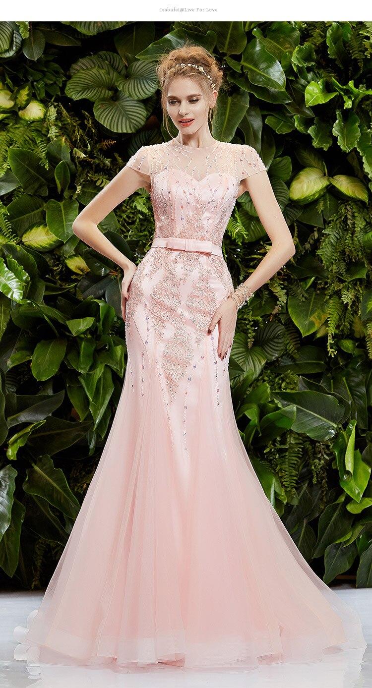 b15b40b51b Festa de formatura vestidos de noite beading vestido de festa longo vestido  de renda 2018 nova