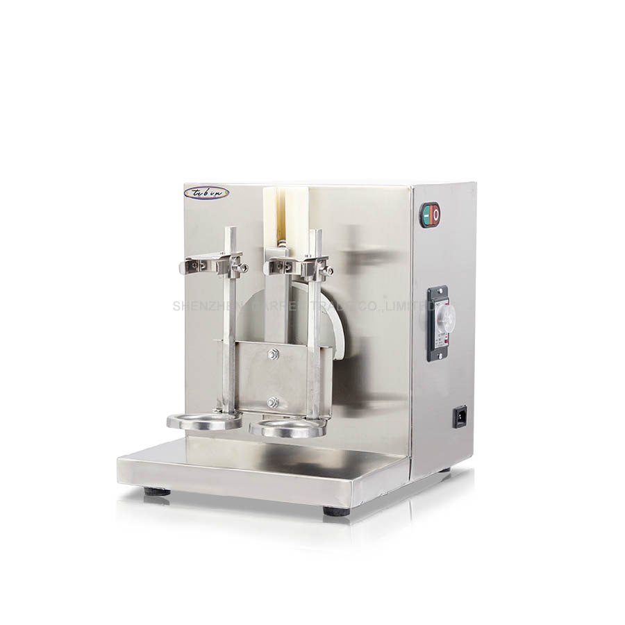 Double-frame Auto Bubble Tea Milk Shaker Machine Tea Shaker Shaking Making Machine Double-frame edtid new high quality small commercial ice machine household ice machine tea milk shop