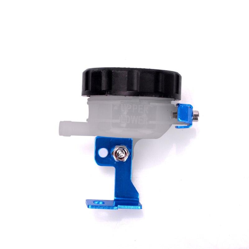 1 ПК АБС Универсальный Fit мотоцикл моторные тормозной бачок жидкости бутылка главный цилиндр для Сузуки Ямаха