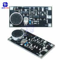 Mini FM Transmitter Drahtlose Mikrofon Überwachung Frequenz Board Modul Für Arduino Einstellbaren Kondensator DC 3 V 9mA 88-115 MHz