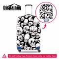 Skull luggage protective covers waterproof Fashion suitcase protective covers Personalized luggage protectors travel accessories
