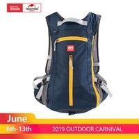 Naturehike Outdoor Waterproof Ultralight Rucksack Cycling Bike Camping Climbing Hiking Backpack 15L 5 Colors