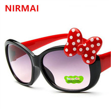 537e43106c4 NIRMAI boys and girls cat eye sunglasses gifts new high-end fashion brand  children s goggles