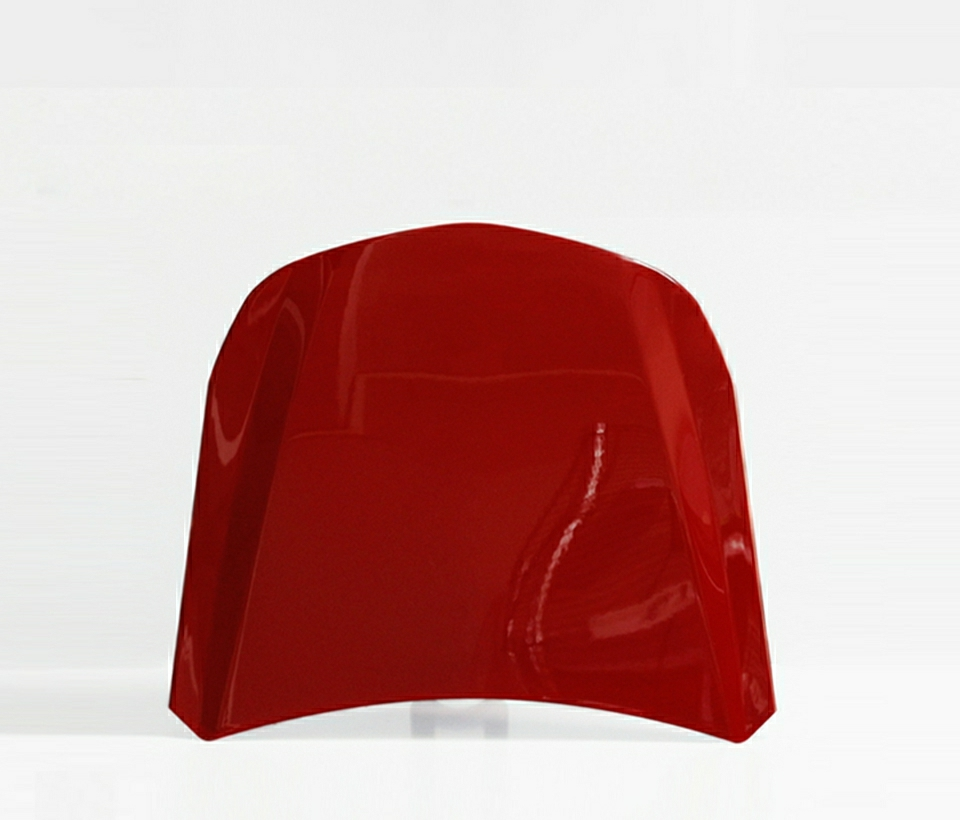 Car Bonnet Plating Film Display Model 30*26cm Mini Hood Shape For Car Painting & Glass Coating Display MO 179G-in Car Stickers from Automobiles & Motorcycles