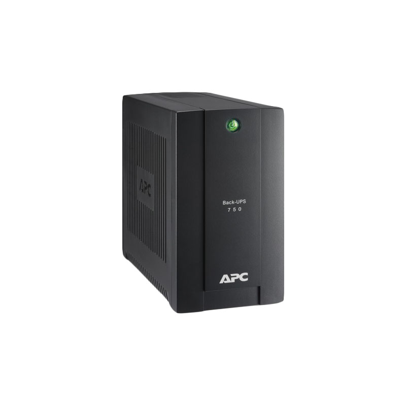 Uninterruptible Power Supply APC Back-UPS BC750-RS Home Improvement Electrical Equipment & Supplies (UPS) uninterruptible power supply apc smart ups c smc1000i home improvement electrical equipment