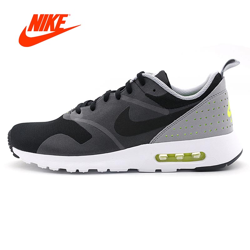 Original New Arrival Authentic Nike AIR MAX TAVAS Men's Running Shoes Sneakers Sport Outdoor Good Quality 705149-027 original new arrival nike air max tavas men s running shoes sneakers