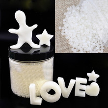 50g High Quality Polymorph InstaMorph Thermoplastic Friendly Plastic DIY aka Polycaprolactone Polymorph Pellet Ceramics Tools