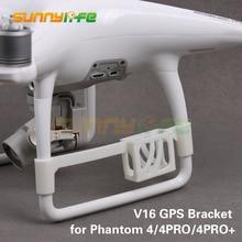 V16 GPS Tracker Holder Mount Fixing Seat Bracket for DJI Phantom 4/PRO/PRO+