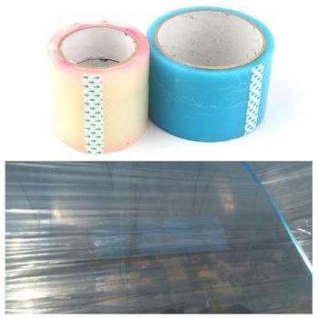 Tewango 10 m rolka plastikowa taśma klejąca o wysokiej wytrzymałości powłoka cieplarniana taśma do naklejania naprawa wodoodporna szczelna taśma klejąca tanie i dobre opinie Z tworzywa sztucznego