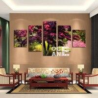 Square Diamond Embroidery Tree Multigang Figure Living Room Decoration Diy Diamond Painting Plant 3D Diamond Needlework