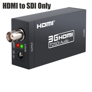 Image 3 - Proster sdi コンバータ + sdi hdmi アダプタ hdtv オーディオコンバータ HD SDI/3G SDI アダプタ 1080 1080p dac コンバータ