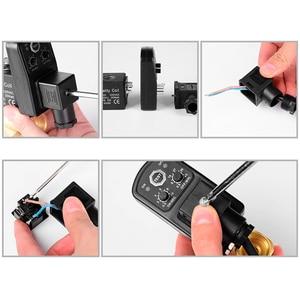 Image 5 - Elektronik tahliye vanası 1/2 inç Dn15 elektrikli zamanlayıcı otomatik su vanası selenoid için 2 yollu hava kompresörü kondens yüksek kalite
