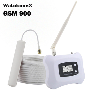 Image 1 - 70dB GSM Cellular Signal Booster Smart ALC GSM 900mhz Mobile Phone Repeater GSM 900 Amplifier Cell Phone Calls Receiver AS G1