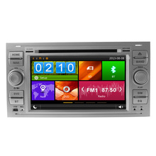 Wince6.0 dual core car gps navigation stereo radio for old f ord before 2005 with Bluetooth support Rear Camera Free Map Ipod