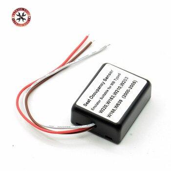 Asiento Sensor de ocupación emulador adecuado para MB tipo 6 SRS para mercedes benz W220 W163 W210 W203 W168 W639 2000-2005