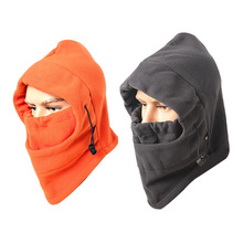 Зимние теплые шапки для мужчин и женщин, ветрозащитная анти-Песочная шапка для папы, Беговая Лыжная шапочка для езды на велосипеде, защита от шеи, уличная маска CS