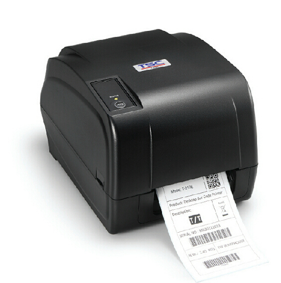 Высокая точность термотрансферный принтер этикеток с 300 точек/дюйм и новые коммерческого класса дизайн штрих-код принтер TSC T-310E