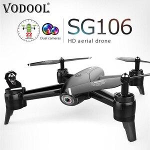 VODOOL SG106 RC Drone 4K 1080P
