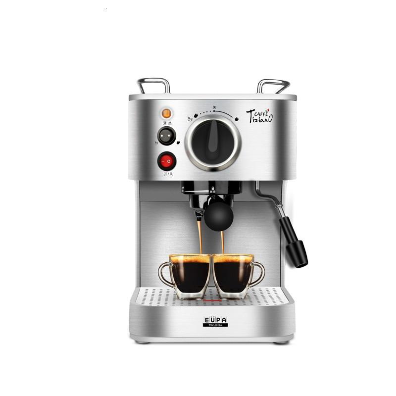 Household office intelligent Drink machine Fully automatic Espresso machine Semi-automatic Pull flower Steam type Milk foam