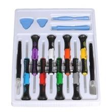 16 in 1 Mobile Phone Repair Tools Kit For iPad iPhone X 8Plu