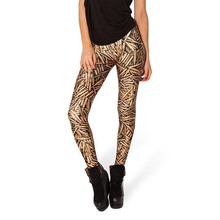 Autumn Spring Women Leggings New Arrival Digital Print Bullets Sexy Cheap Wholesale