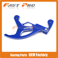 CNC Red Billet Rear Brake Disc Guard Protection For YAMAHA YZ125 YZ250 YZ250F YZ450F YZ125X YZ250X