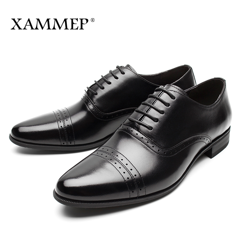 Genuine Leather Men Shoes Men Casual Shoes Brand leather shoes Men Flats Men Sneakers Leather Spring Autumn Big Size Xammep цена